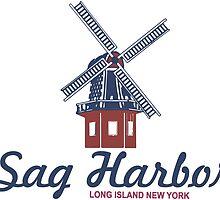 Sag Harbor - Long Island by America Roadside.