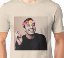 Jimmy Fallon- flower crown Unisex T-Shirt