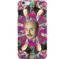 DOCTOR FILL IS IN iPhone Case/Skin