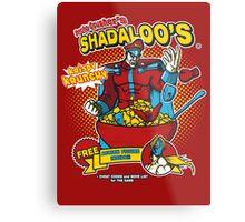 Shadaloo's Metal Print