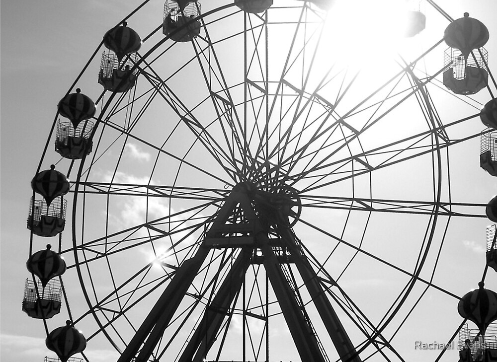 Big Wheel by Rachael Evans