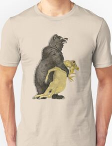 A Grizzly Meal. T-Shirt