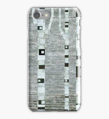 Winter Birches iPhone Case/Skin