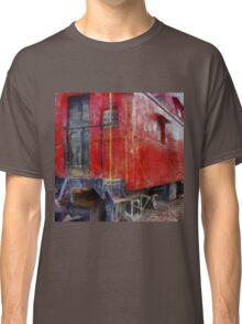 Old Red Caboose Classic T-Shirt