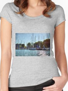 Summer Masts Women's Fitted Scoop T-Shirt