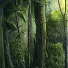 Rain Forest by Justin Tauch