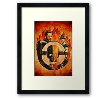 Road of Redemption Framed Print