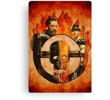 Road of Redemption Canvas Print