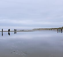 Bamburgh Castle, Northumberland by nathanw08