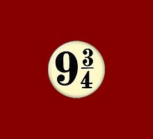 9 3/4 - Red by Serdd