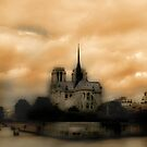 Notre Dame Paris by David Henderson