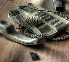 Phone crazy by Richard Shepherd