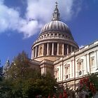 St Pauls Cathedral by elbeasto