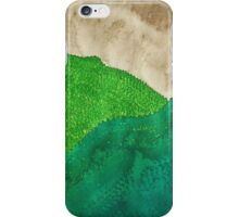 Highland Storm original painting iPhone Case/Skin