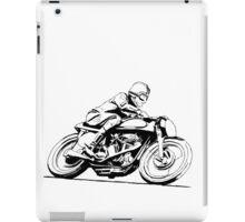 Norton Vintage Motorcycle iPad Case/Skin