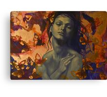 Rustle Canvas Print