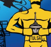 Tulsa Multicopters ~ Fly It, Crash It, Fix It! Sticker