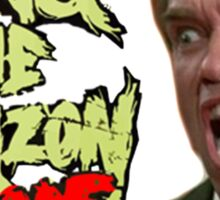 Bring Arnie the Horizon Sticker