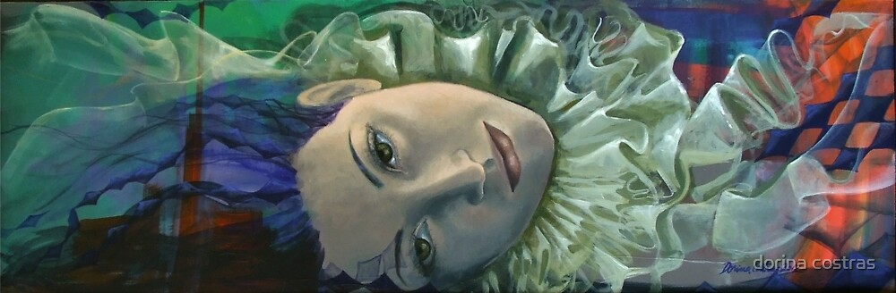 Feuilleton - Endless story by dorina costras