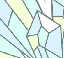 Crystal Study ver. Blue Sticker