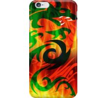 DRAGON RAMPANT iPhone Case/Skin