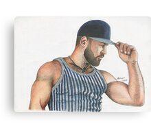 Baseball cap Metal Print
