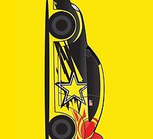 TF#34 RALLYX CAR by racingchris