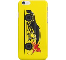 TF#34 RALLYX CAR iPhone Case/Skin