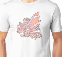 Crystal Study ver. Red Unisex T-Shirt