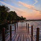 The Backwards Sunset by EbelArt