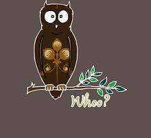 Whoo? Owl Long Sleeve T-Shirt