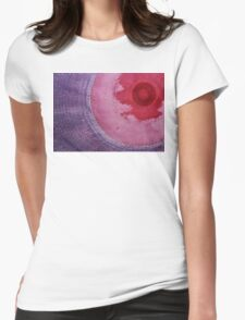 Eye of the Beholder original painting Womens Fitted T-Shirt