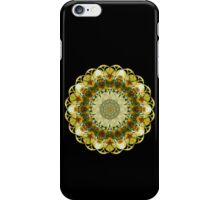 To the Center They Fly iPhone Case/Skin