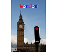 London England Photographic Print