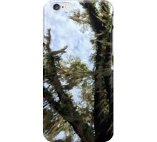 Pouring Moss iPhone Case/Skin