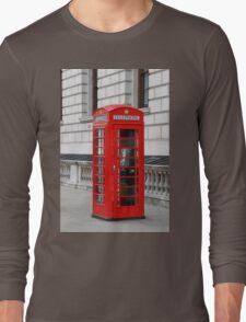 London phone box Long Sleeve T-Shirt