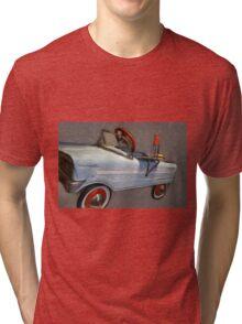 Drive In Pedal Car Tri-blend T-Shirt
