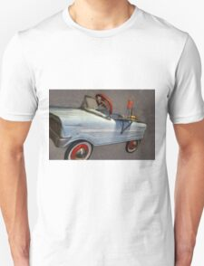 Drive In Pedal Car T-Shirt