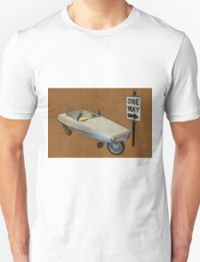 Probe Pedal Car T-Shirt
