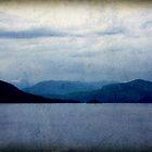 hills ocean sky by sabrina card