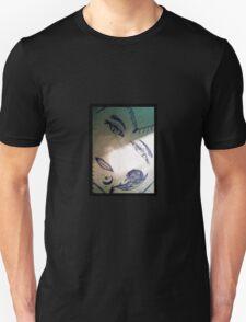 Inked Blue Beauty T-Shirt