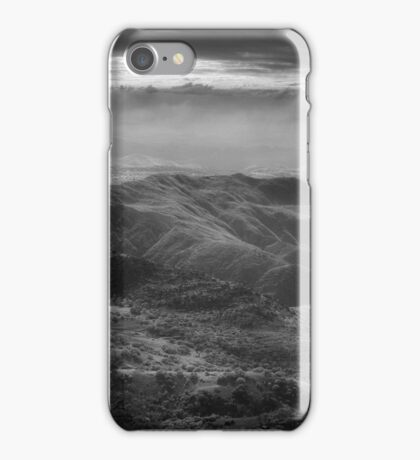 Clouds Over Pauma Valley iPhone Case/Skin