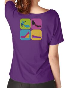 shoes, once again Women's Relaxed Fit T-Shirt
