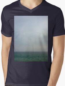 Blue Horizon Mens V-Neck T-Shirt