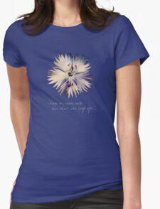 an idea Womens Fitted T-Shirt