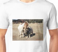 Laura and Charlene Unisex T-Shirt