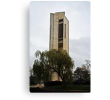 National Carillon-Canberra Canvas Print