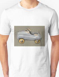 Antique Pedal Car Unisex T-Shirt