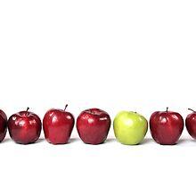 Apples by Misti Love