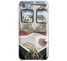 Weathered Vessel iPhone Case/Skin